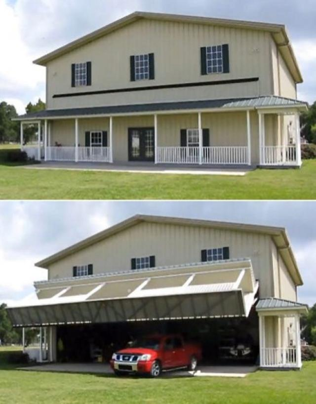 Awesome Garage