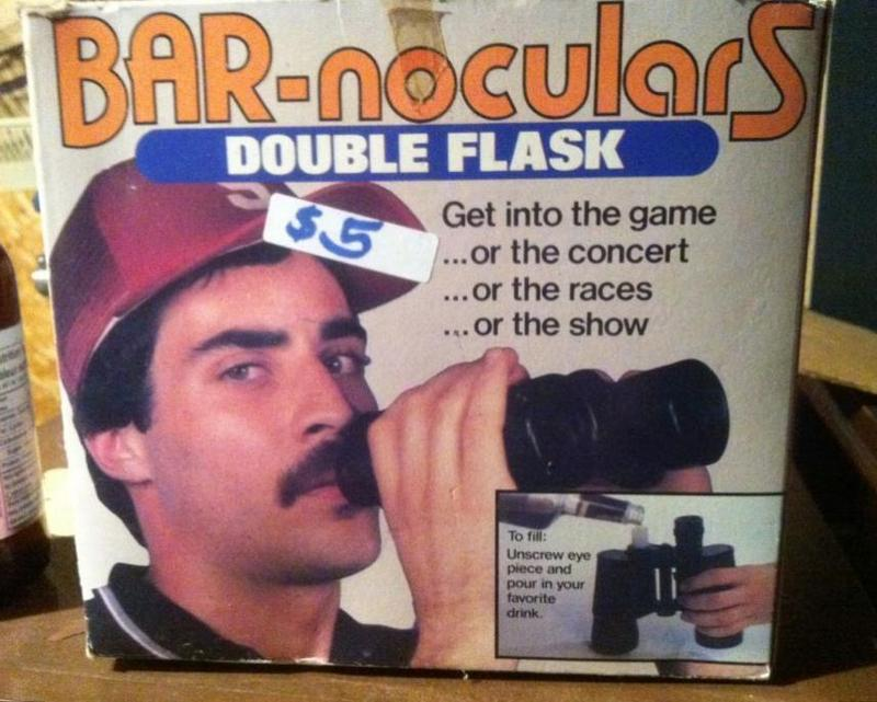 Bar Noculars