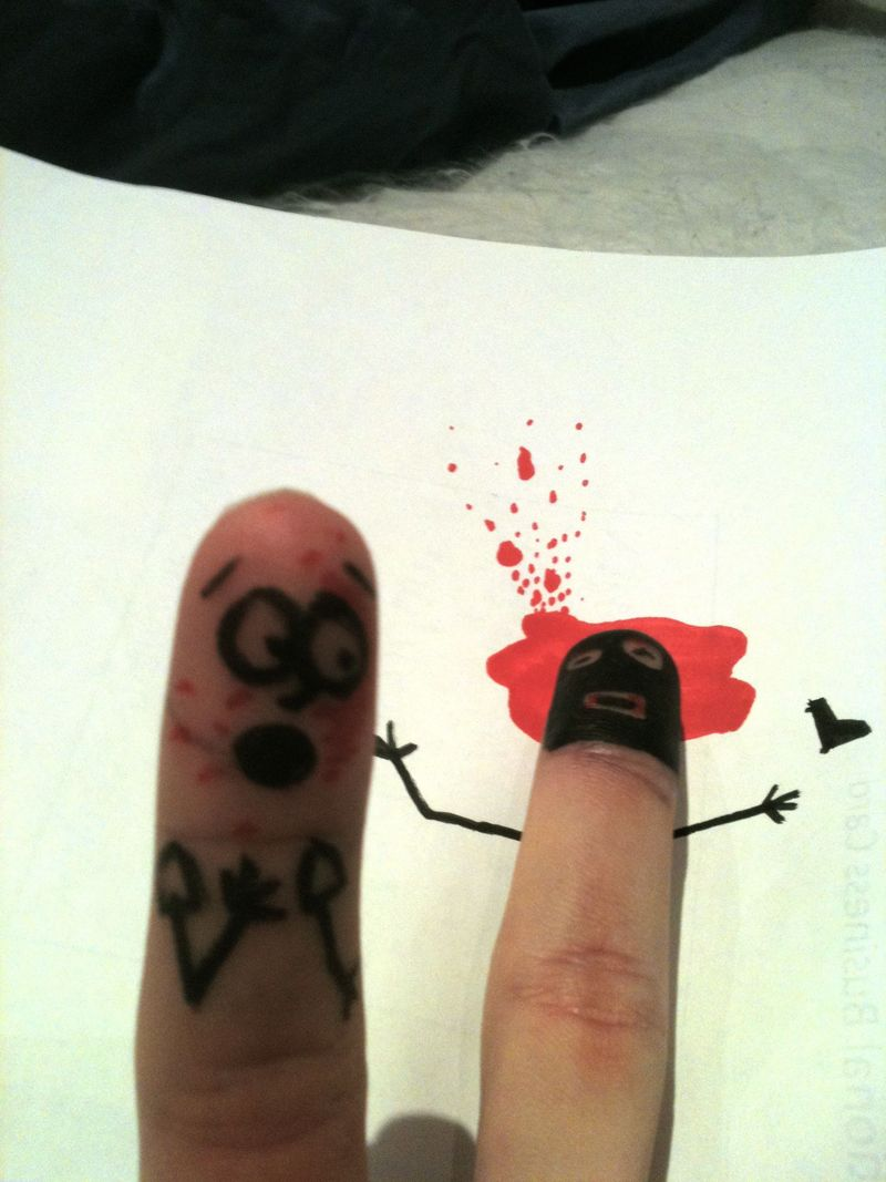 Finger Hostage 2