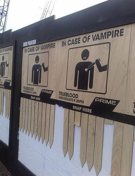 In Case Of Vampires