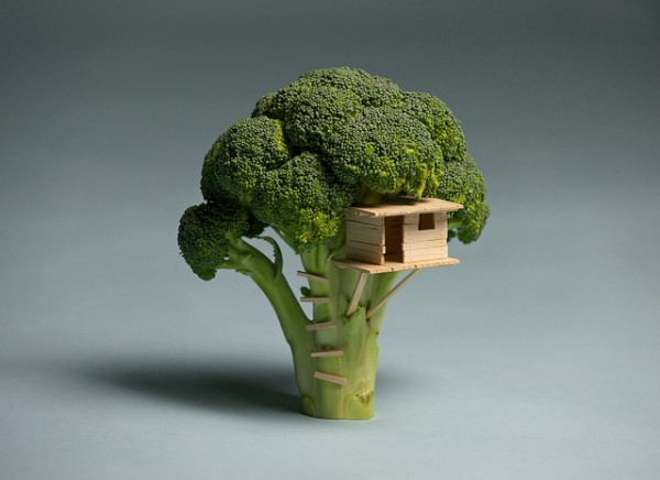 Scale Model Tree House