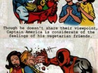 Deadpool Vs Vegetarians